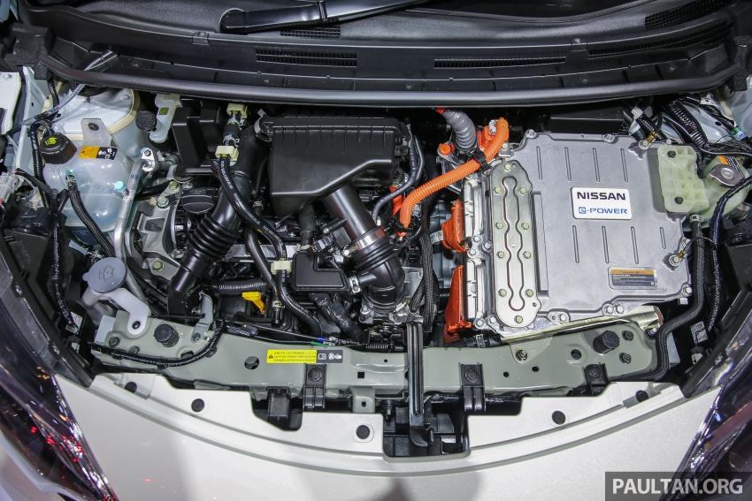 GIIAS 2017: Nissan Note e-Power, a unique JDM hybrid Image #699045
