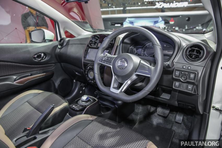GIIAS 2017: Nissan Note e-Power, a unique JDM hybrid Image #699046