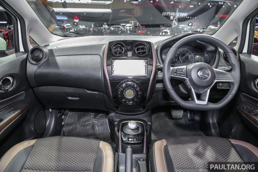 GIIAS 2017: Nissan Note e-Power, a unique JDM hybrid Image #699047