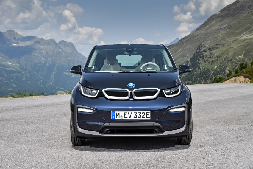 BMW i3 facelift unveiled with sportier 184 hp i3s model Image #704664