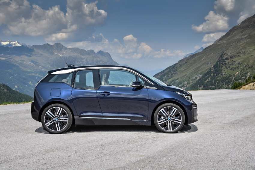 BMW i3 facelift unveiled with sportier 184 hp i3s model Image #704667
