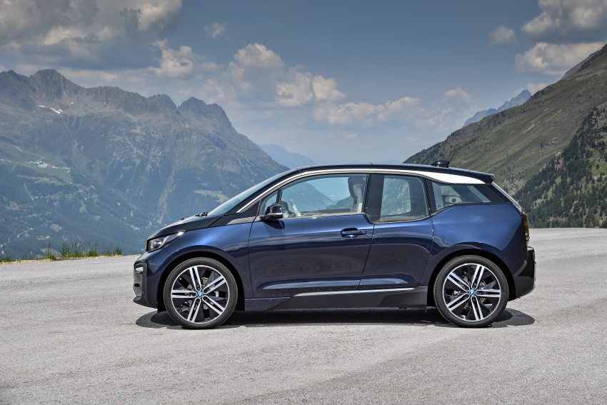 BMW i3 facelift unveiled with sportier 184 hp i3s model Image #704674