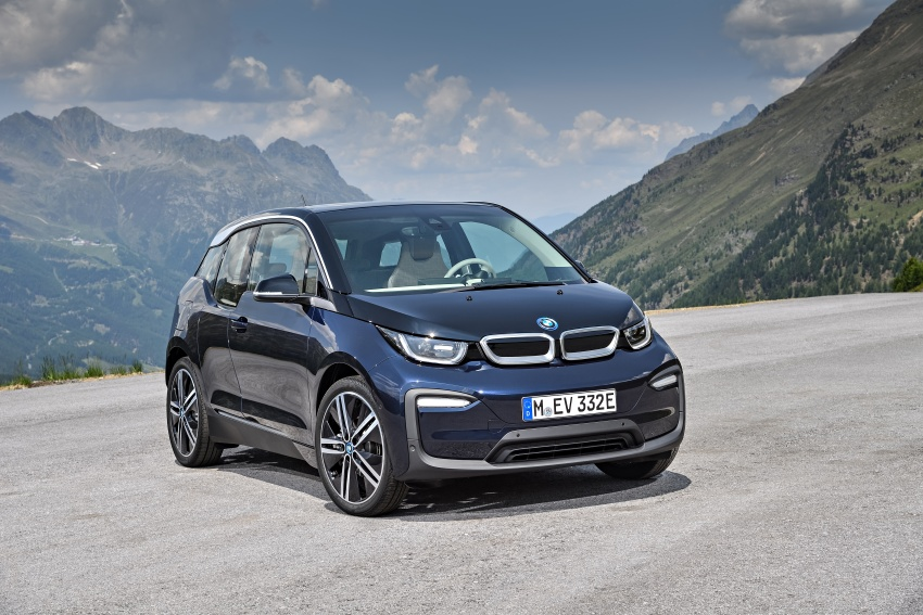 BMW i3 facelift unveiled with sportier 184 hp i3s model Image #704675