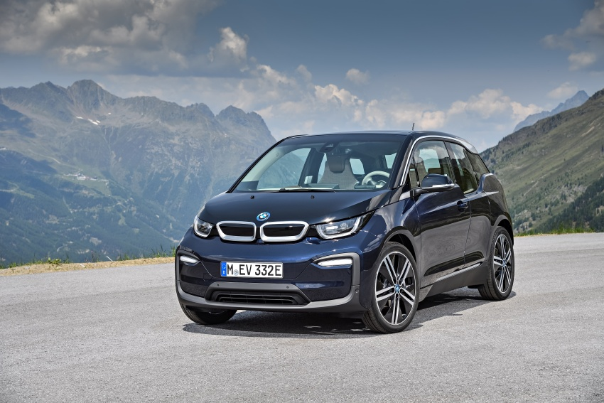 BMW i3 facelift unveiled with sportier 184 hp i3s model Image #704676