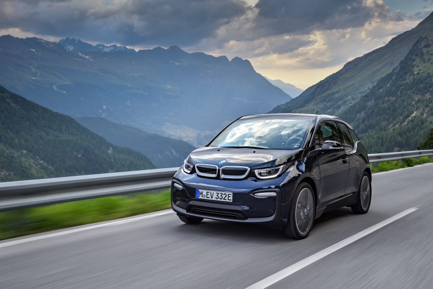 BMW i3 facelift unveiled with sportier 184 hp i3s model Image #704684