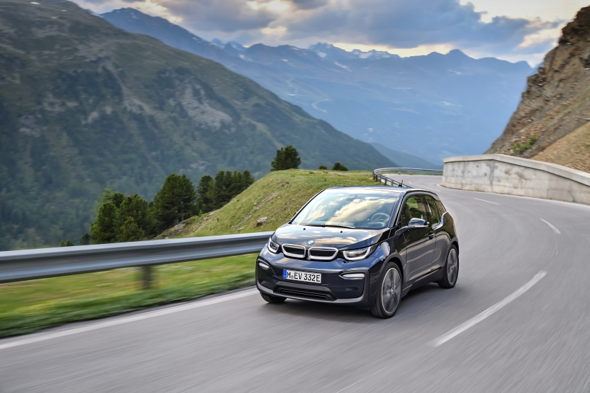 BMW i3 facelift unveiled with sportier 184 hp i3s model Image #704689