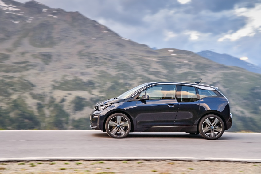 BMW i3 facelift unveiled with sportier 184 hp i3s model Image #704697