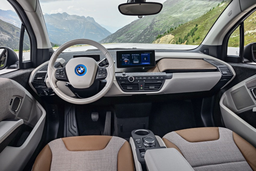 BMW i3 facelift unveiled with sportier 184 hp i3s model Image #704702