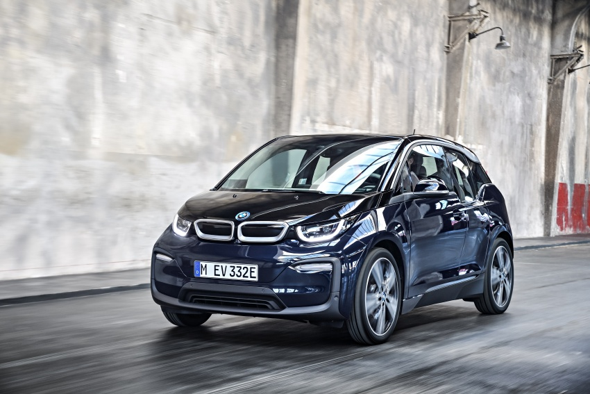 BMW i3 facelift unveiled with sportier 184 hp i3s model Image #704708