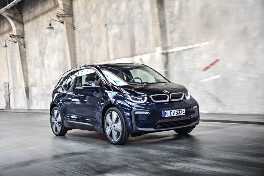 BMW i3 facelift unveiled with sportier 184 hp i3s model Image #704709