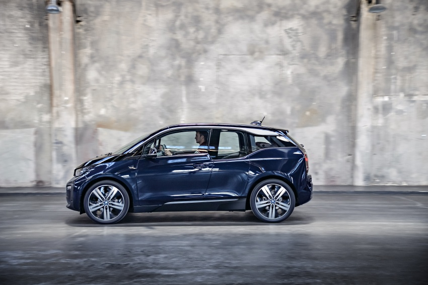 BMW i3 facelift unveiled with sportier 184 hp i3s model Image #704711