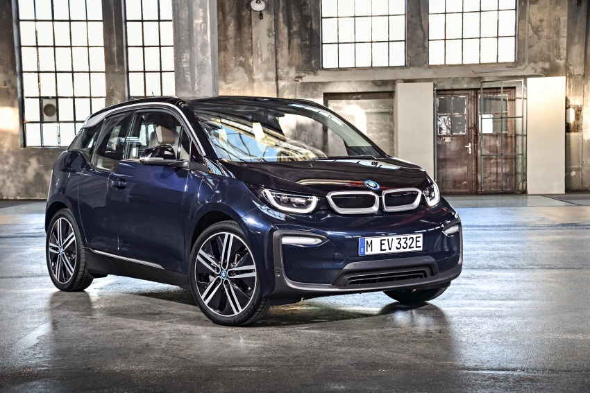 BMW i3 facelift unveiled with sportier 184 hp i3s model Image #704712