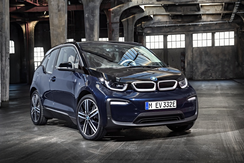 BMW i3 facelift unveiled with sportier 184 hp i3s model Image #704716