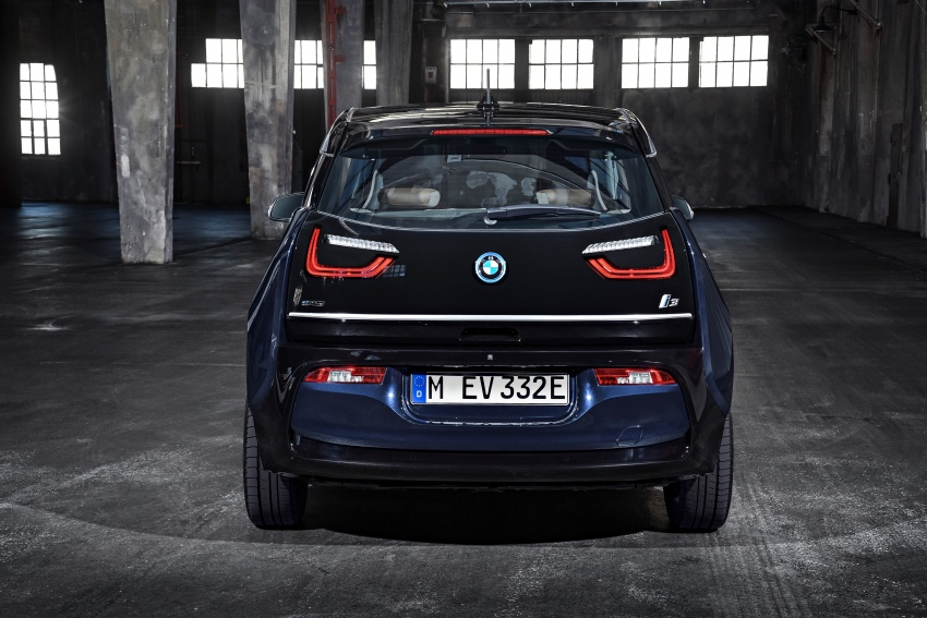 BMW i3 facelift unveiled with sportier 184 hp i3s model Image #704721