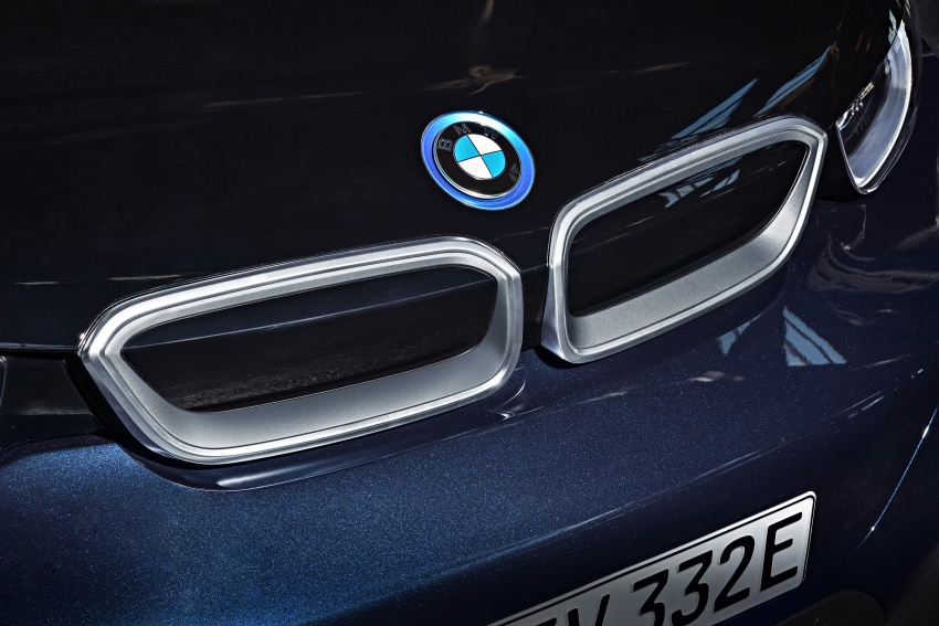 BMW i3 facelift unveiled with sportier 184 hp i3s model Image #704722