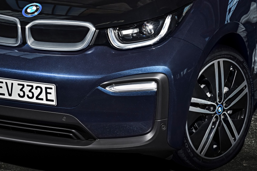BMW i3 facelift unveiled with sportier 184 hp i3s model Image #704723