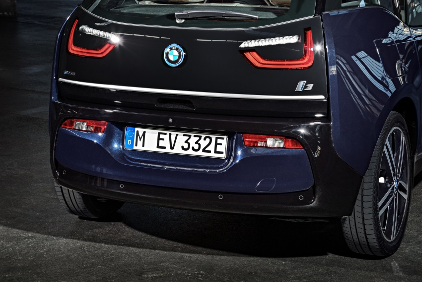 BMW i3 facelift unveiled with sportier 184 hp i3s model Image #704725