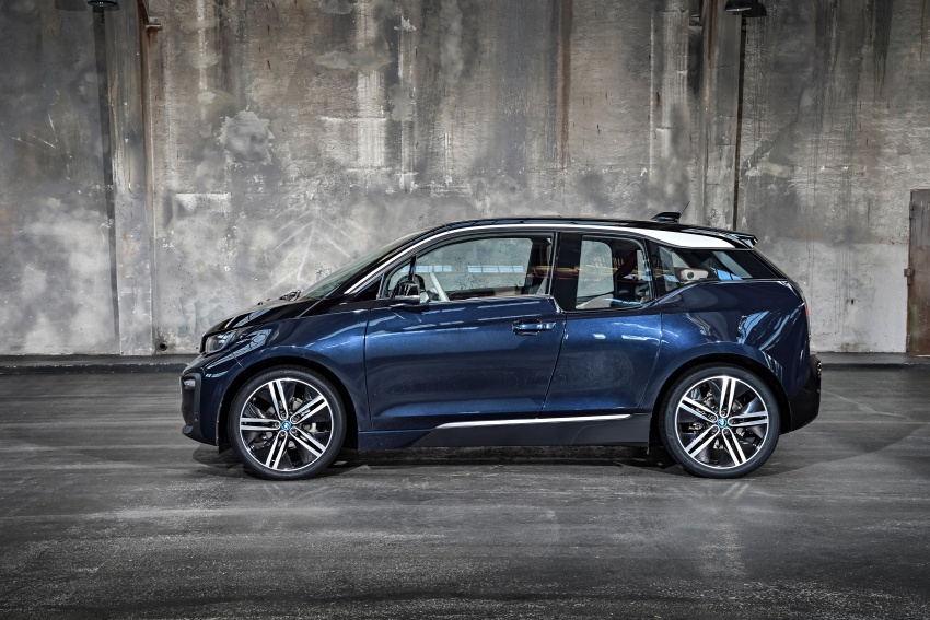 BMW i3 facelift unveiled with sportier 184 hp i3s model Image #704726