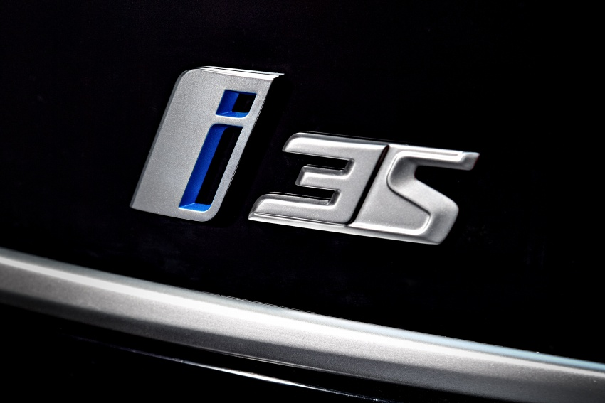 BMW i3 facelift unveiled with sportier 184 hp i3s model Image #704776