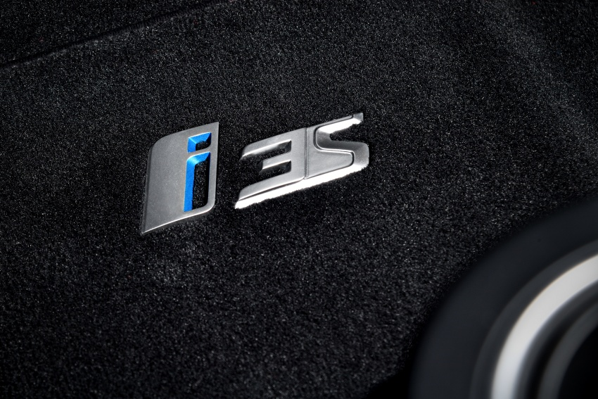 BMW i3 facelift unveiled with sportier 184 hp i3s model Image #704778