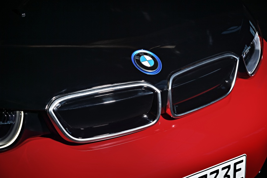 BMW i3 facelift unveiled with sportier 184 hp i3s model Image #704788