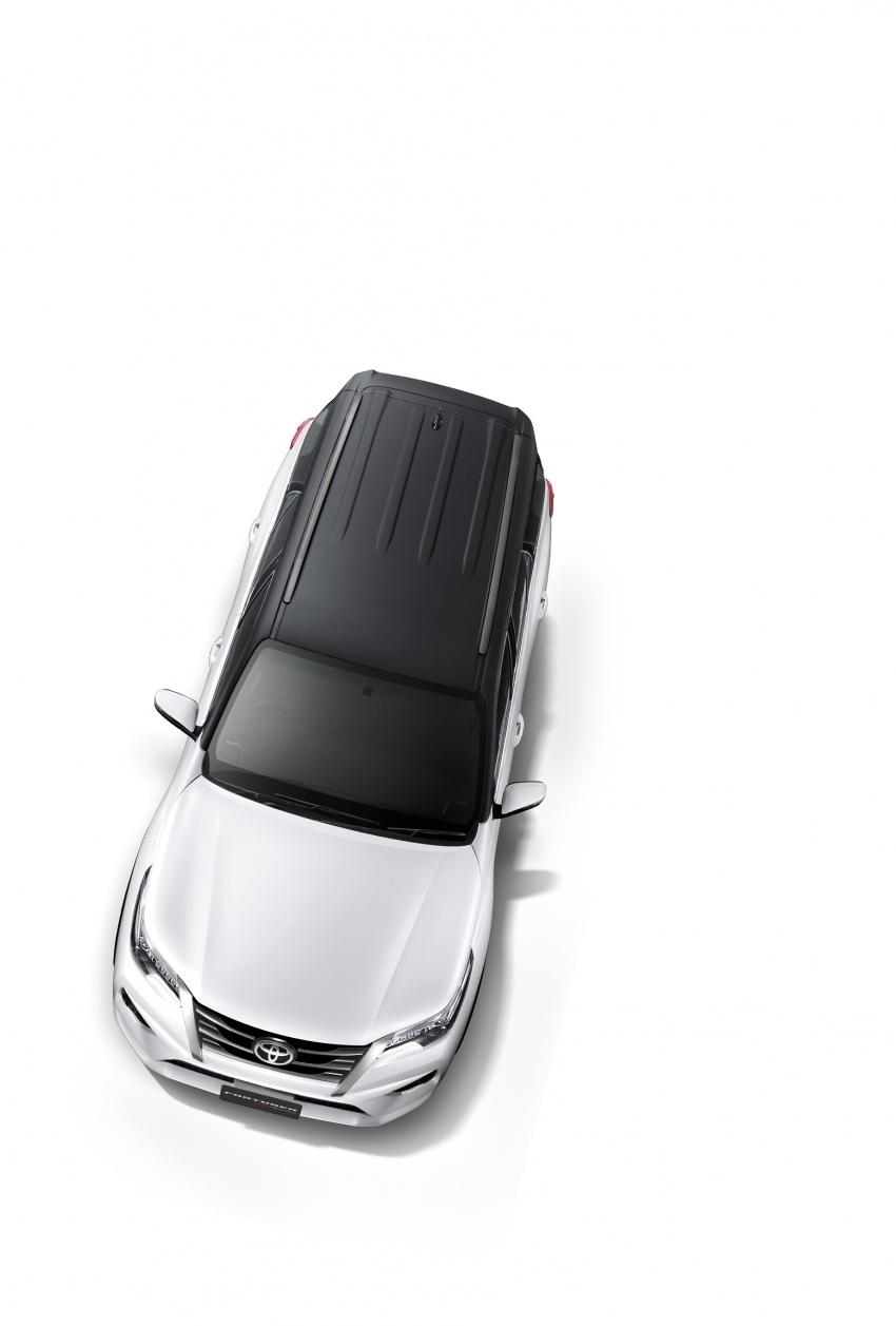 Toyota Fortuner pasaran Thailand terima kemaskini Image #695058