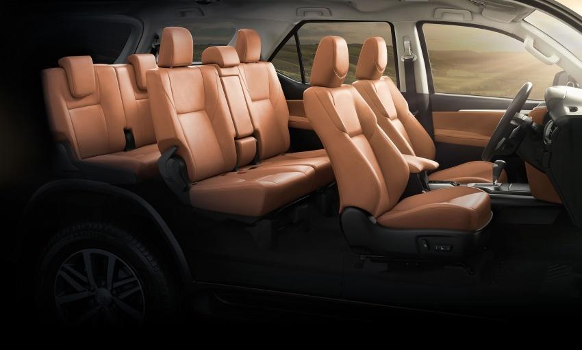 Toyota Fortuner pasaran Thailand terima kemaskini Image #695065