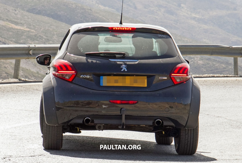 SPYSHOTS: Peugeot 1008 compact crossover on test? Image #704601
