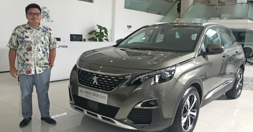 FIRST LOOK: 2017 Peugeot 3008 SUV walk-around Image #698446