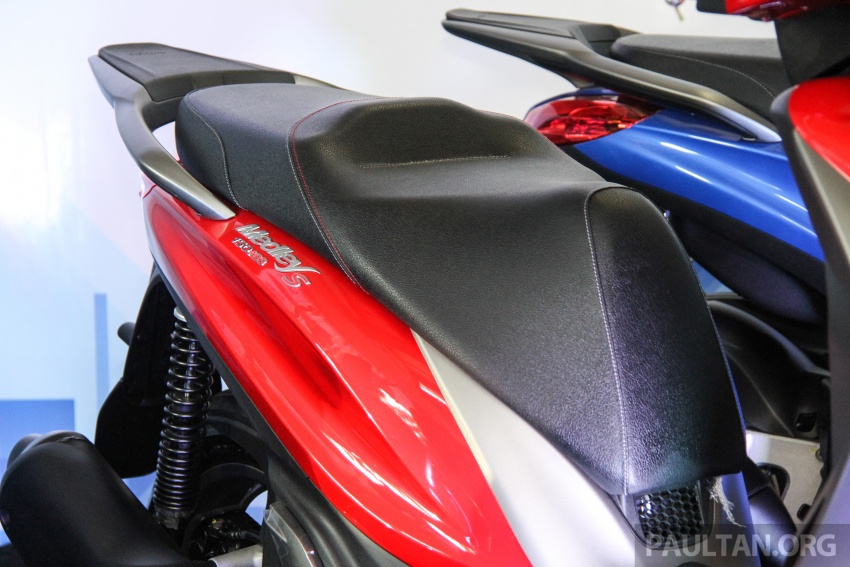 2017 Vespa S 125 i-GET and Piaggio Medley S 150 ABS launched – RM12,603 and RM18,327, respectively Image #695455