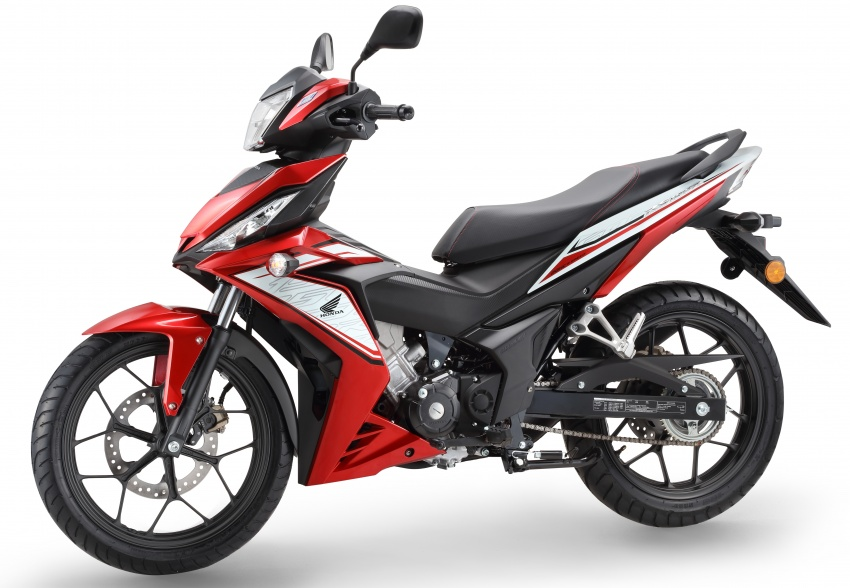 2017 Honda RS150R  in new colours – from  RM8,478 Image #693531