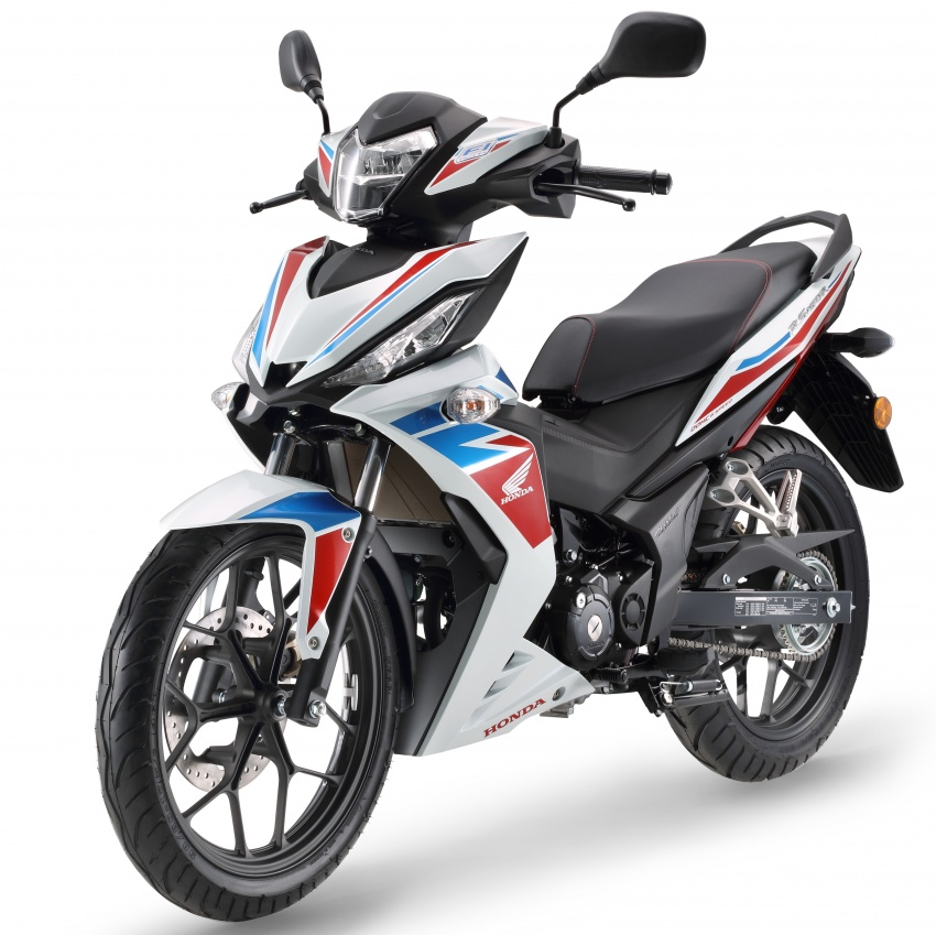 2017 Honda RS150R  in new colours – from  RM8,478 Image #693536