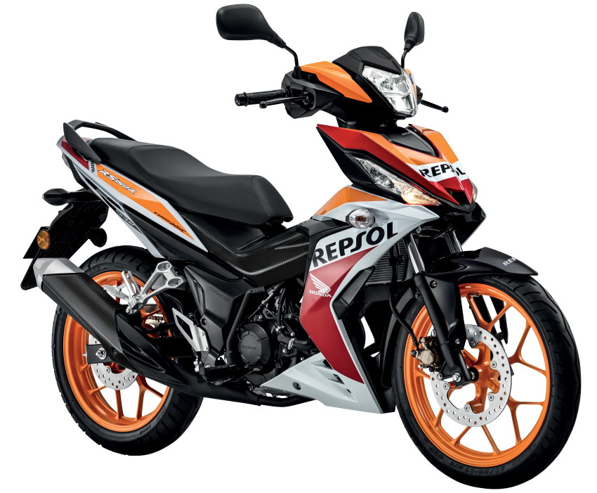 2017 Honda RS150R  in new colours – from  RM8,478 Image #693540
