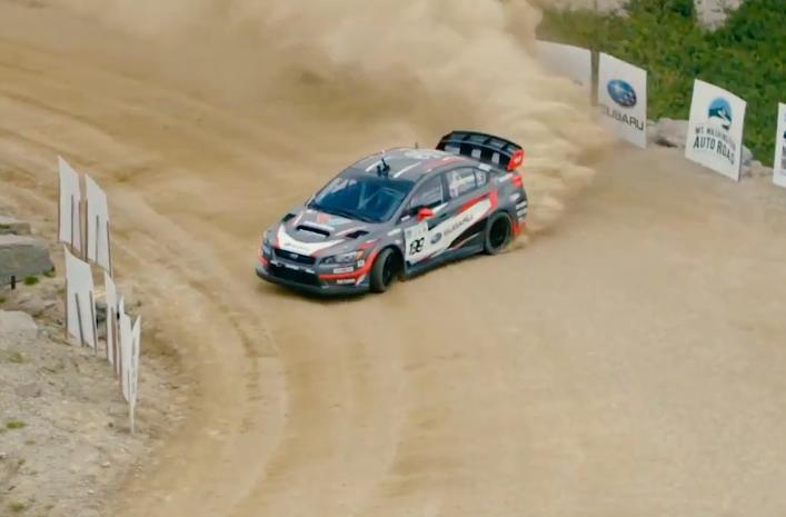 VIDEO: Travis Pastrana dan Subaru Rally Team USA pecah rekod Climb to the Clouds – Mount Washington Image #704336