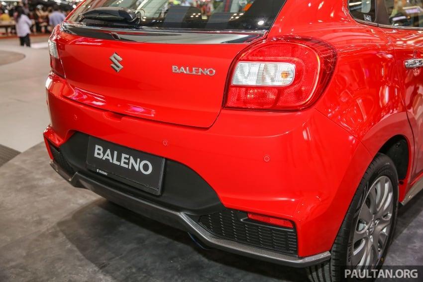 GIIAS 2017: Suzuki Baleno 1.4L import dari India Image #697406