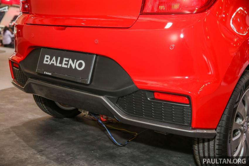 GIIAS 2017: Suzuki Baleno 1.4L import dari India Image #697407