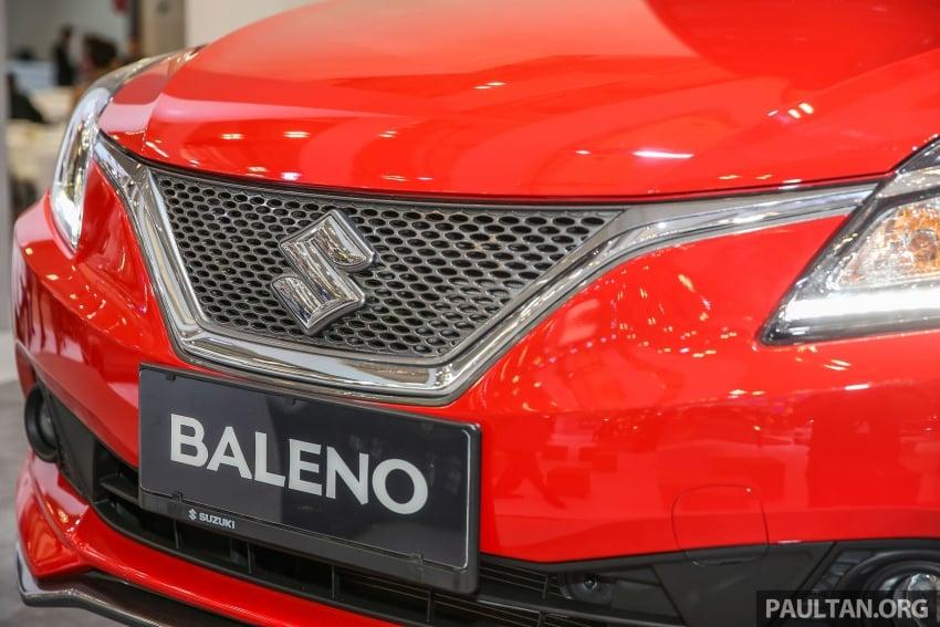GIIAS 2017: Suzuki Baleno 1.4L import dari India Image #697402