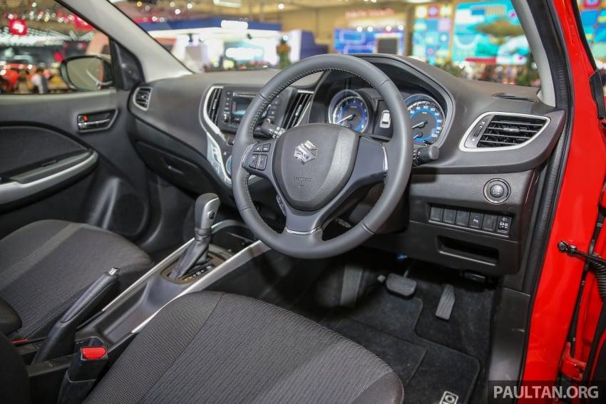 GIIAS 2017: Suzuki Baleno 1.4L import dari India Image #697410