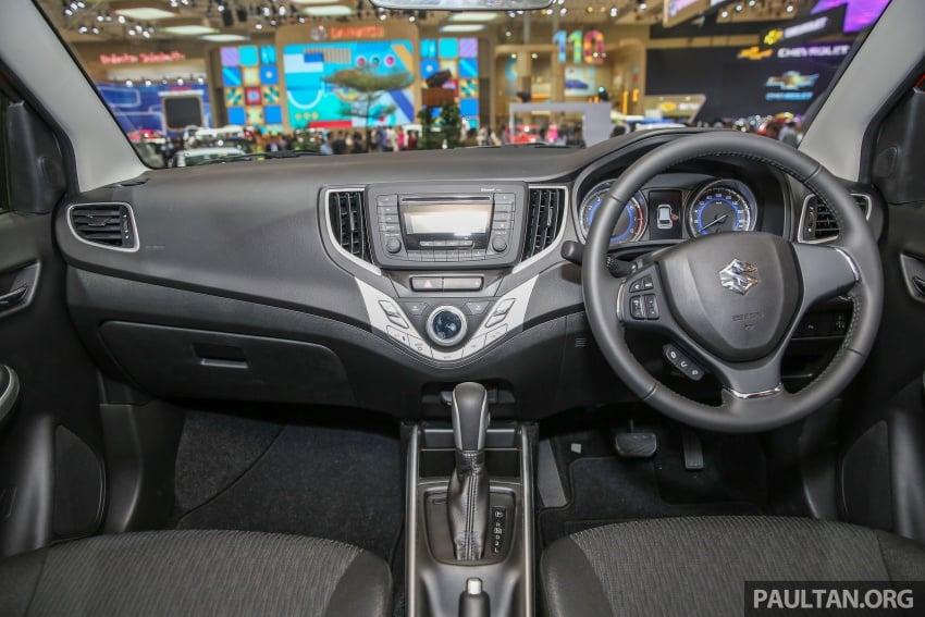 GIIAS 2017: Suzuki Baleno 1.4L import dari India Image #697411