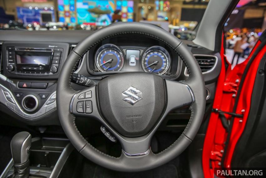GIIAS 2017: Suzuki Baleno 1.4L import dari India Image #697412