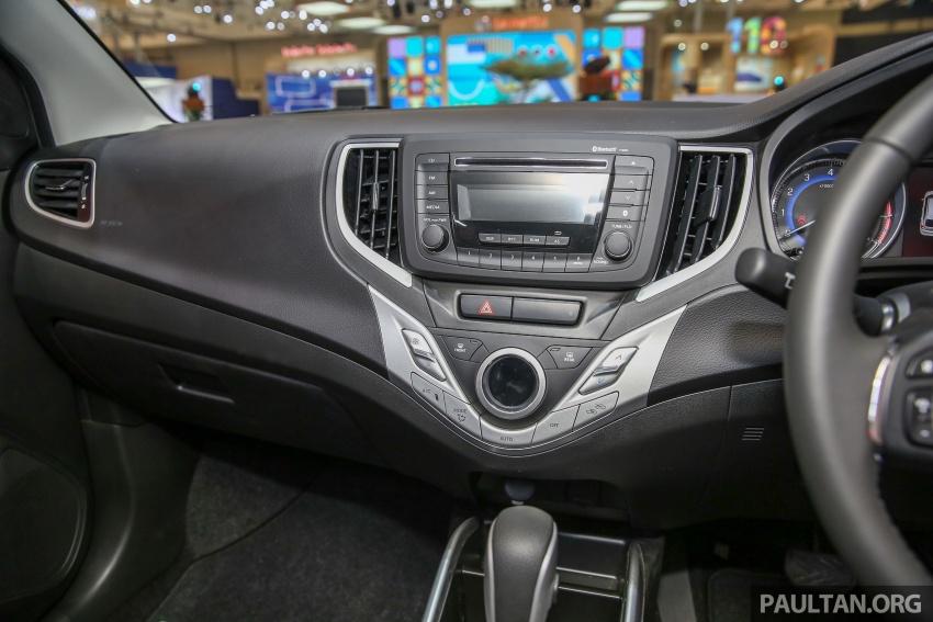 GIIAS 2017: Suzuki Baleno 1.4L import dari India Image #697414
