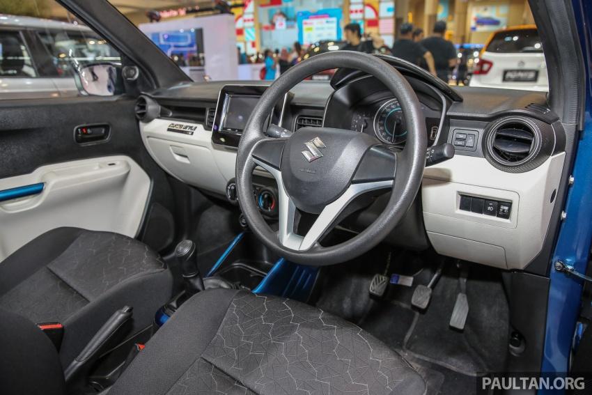 GIIAS 2017: Suzuki Ignis – tiga model konsep ditunjuk Image #697195