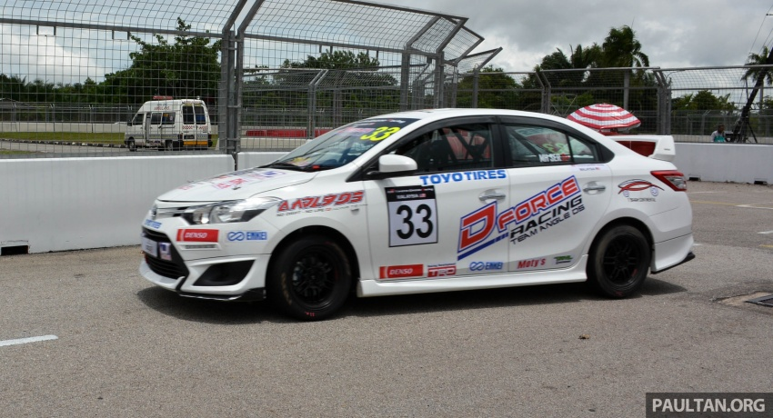 2017 Toyota Gazoo Racing Festival – all the thrills and spills from day one of the Toyota Vios Challenge Image #697528