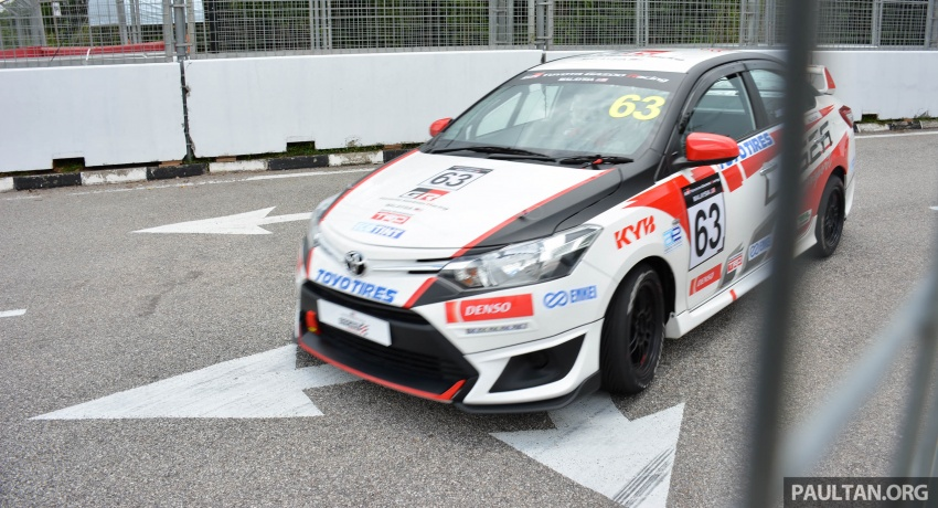 2017 Toyota Gazoo Racing Festival – all the thrills and spills from day one of the Toyota Vios Challenge Image #697530