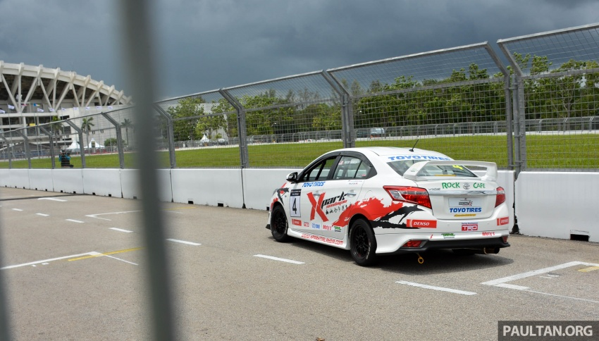 2017 Toyota Gazoo Racing Festival – all the thrills and spills from day one of the Toyota Vios Challenge Image #697531