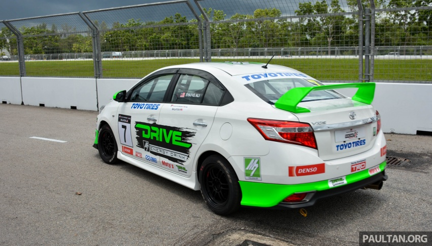 2017 Toyota Gazoo Racing Festival – all the thrills and spills from day one of the Toyota Vios Challenge Image #697533