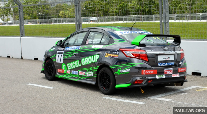 2017 Toyota Gazoo Racing Festival – all the thrills and spills from day one of the Toyota Vios Challenge Image #697534