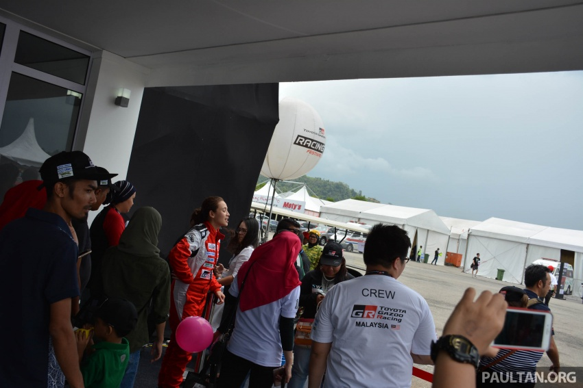 2017 Toyota Gazoo Racing Festival – all the thrills and spills from day one of the Toyota Vios Challenge Image #697537