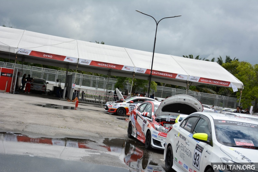 2017 Toyota Gazoo Racing Festival – all the thrills and spills from day one of the Toyota Vios Challenge Image #697539