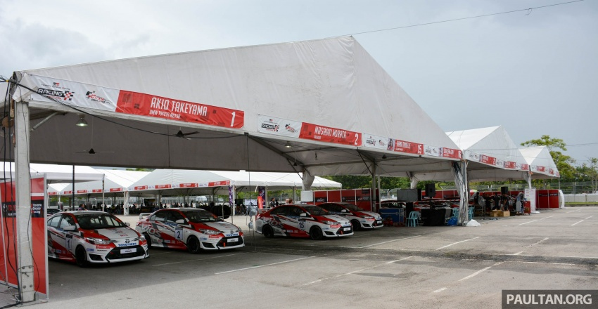 2017 Toyota Gazoo Racing Festival – all the thrills and spills from day one of the Toyota Vios Challenge Image #697542